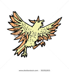 Stock-vector-child-apos-s-drawing-of-a-mythical-beast-50351503