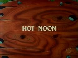 Hot Noon
