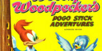 Woody Woodpecker's Pogo Stick Adventures