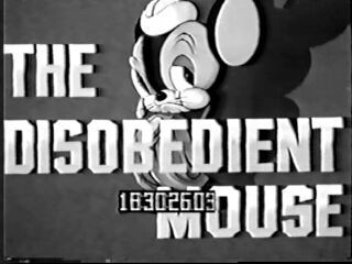 Disobedient-title