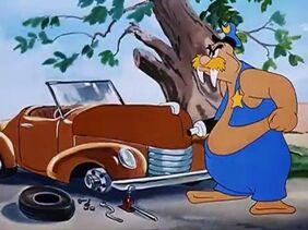 Woody Woodpecker Cartoon - Well Oiled HD