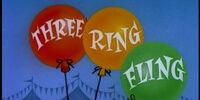 Three Ring Fling