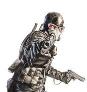 Wesley Comic Suit