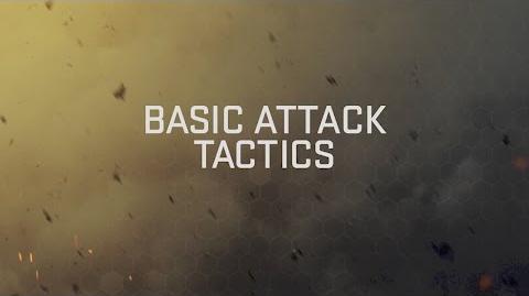Basic Attack Tactics