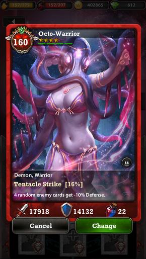 Octo-Warrior 160
