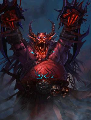 Hunger Demon 3