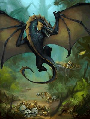 Acid dragon2