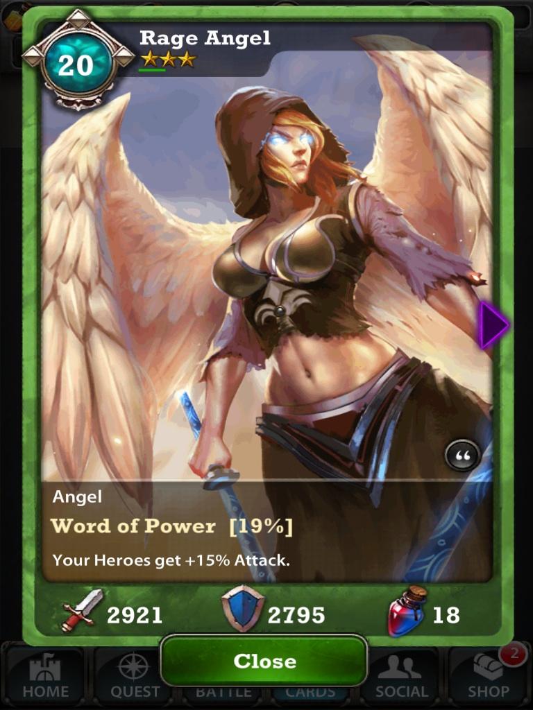 Rage Angel