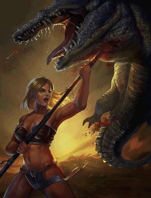 Amazon Warrior (1)