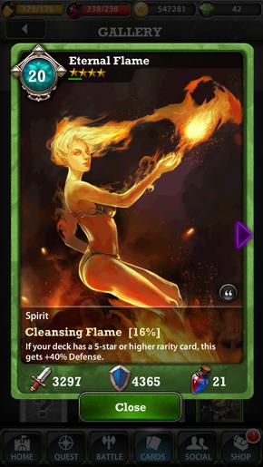 Flame 20