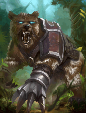Sawclaw Bear (1)