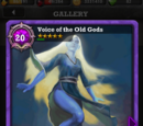 Voice of the Old Gods