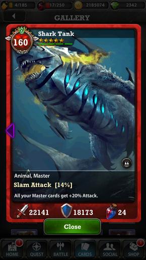 Shark160