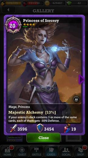 Princess of Sorcery 20