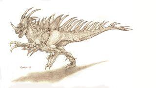 Mutant Dinosaur 2