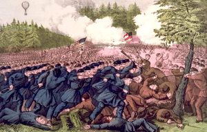 Battle of Seven Pines or Fair Oaks