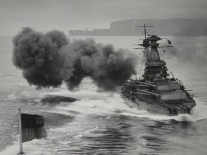 File:HMS Royal Oak Firing.jpg