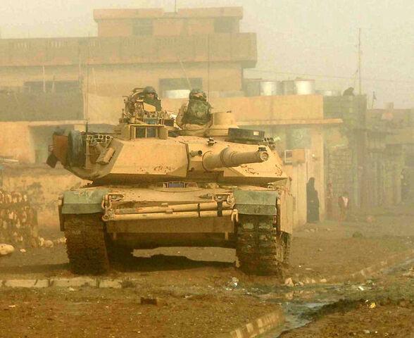 File:Tank in Iraq.jpg