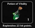 Potion of Vitality