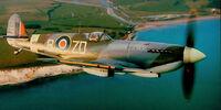 Supermarine Spitfire Mk L.F. IX MH434