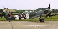 Spitfire Tr.9 (MJ627)