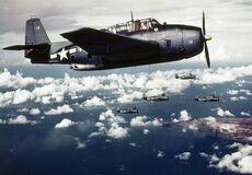 Avengers over Wake 1943