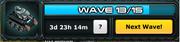 Operation badger run wave 13