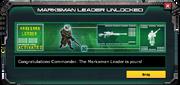 MarksmanLeader-UnlockMessage