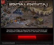Operation iron lord