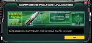 CorrosiveRounds-UnlockMessage