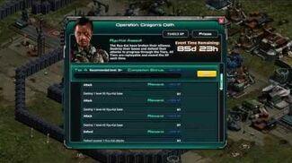 War Commander Bracket System