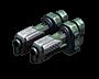 Techicon-Adv. Twin Barrels