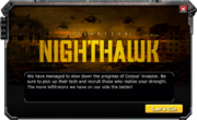 Nighthawk-EventMessage-5-24h-Remaining