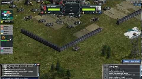 War commander Sickle level 40 with basic units
