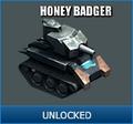 HoneyBadger-Unlocked