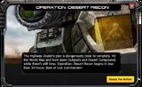 DesertRecon-EventMessage-3-24h-Start