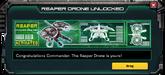ReaperDrone-UnlockMessage