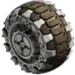 Techicon-Armored Tires