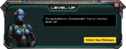 LevelUp-Lv30-Message