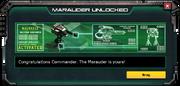 Marauder-UnlockMessage