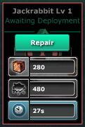 Jackrabbit-Lv01(WF-Lv10)Repairs
