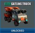 GatlingTruck-Elite-Unlocked