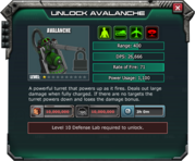 AvalancheTurret-UnlockRequirement
