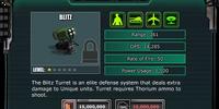 Blitz Turret