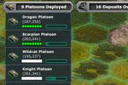 Platoon-select