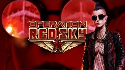 War Commander Operation Red Sky