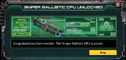 SniperBallisticCPU-UnlockMessage