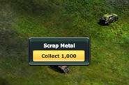 8 scrap cars