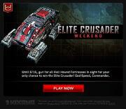 Elite-Crusader-Weekend-EmailNotice