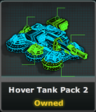 Hover Tank Pack 2